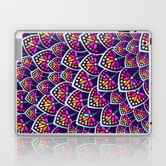 Madeleine Pattern Laptop & iPad Skin