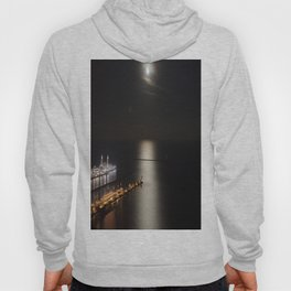 Navy Pier Moonlight Hoody