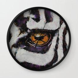Zebra Wall Clock
