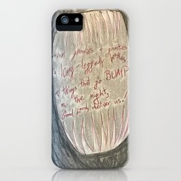 Ghoulies & Ghosties -- Scottish Traditional iPhone Case
