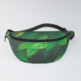 Mystical Leaves Fanny Pack