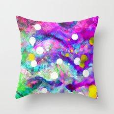Color box 84 Throw Pillow