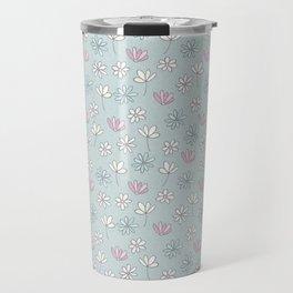 chamomiles Travel Mug