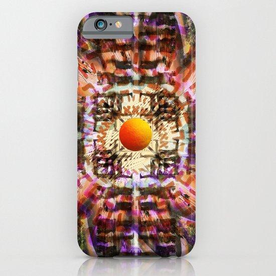 Mandala series #10 iPhone & iPod Case