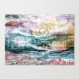 Ocean Daze Canvas Print