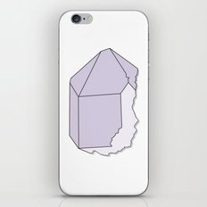 Amethyst Quartz iPhone & iPod Skin