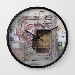 Come On In Wall Clock