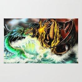 Land vs. Sea Rug
