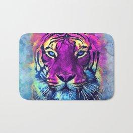 tiger purple spirit #tiger Bath Mat