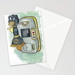 Toontown Phone Stationery Cards