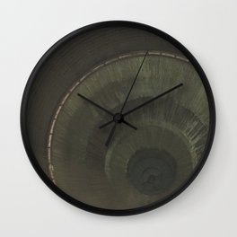 Rocket Nozzle Wall Clock