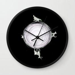 Marauders Moon Wall Clock
