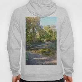 Where Canoes and Raccoons Go Series, No. 22 Hoody