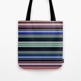 Colorful Lines 2 Tote Bag