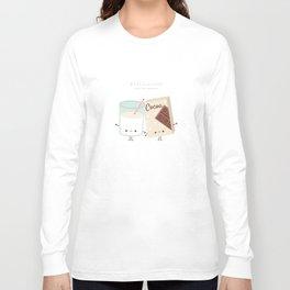 Fall in love - Ingredienti coraggiosi Long Sleeve T-shirt
