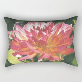 Glow - Dahlia Rectangular Pillow