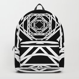 Diamonds in the Rounds Version 2 Backpack
