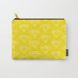 DIAMOND ((bumblebee)) Carry-All Pouch