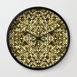 3105 Mosaic pattern #3 Wall Clock