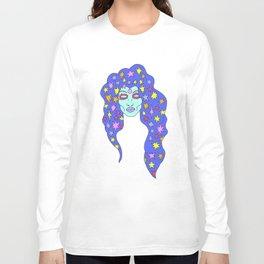 Space Girls Long Sleeve T-shirt