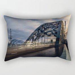 Ghosts on the Tyne Rectangular Pillow