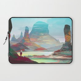 On another planet 2 Laptop Sleeve