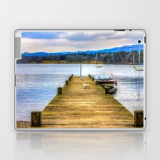 Along the Jetty Laptop & iPad Skin