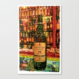 40 Years of Perfection Canvas Print