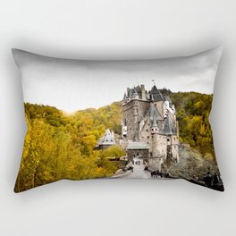 Castle in the Woods 2 Rectangular Pillow