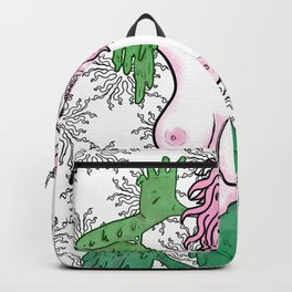 Hags and dabs Backpack