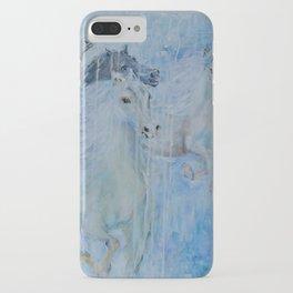 Spirit Horses iPhone Case