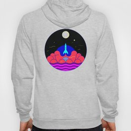 Mission to moon Hoody