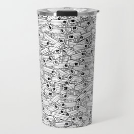Surveillance Frenzy Travel Mug