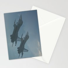 Ghost Flight Stationery Cards