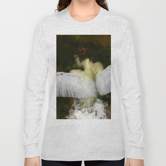 The angel of the hope Long Sleeve T-shirt