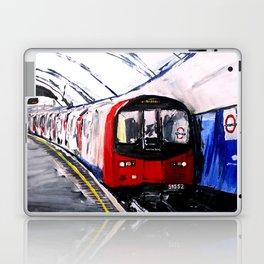 London Underground Northern Line Fine Art Laptop & iPad Skin