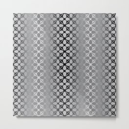 Geometric design Metal Print