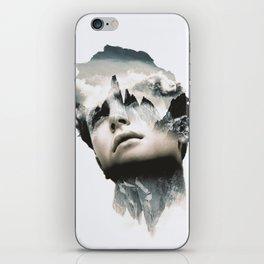 INNER STRENGTH 2 iPhone Skin