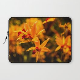 Yellow Star Laptop Sleeve