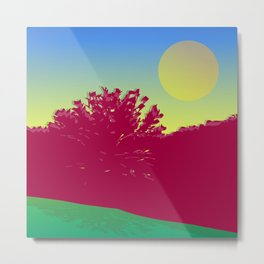 The bush Metal Print