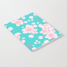 sakura blossoms Notebook