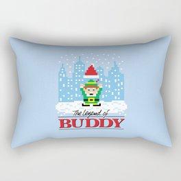 The Legend of Buddy Rectangular Pillow