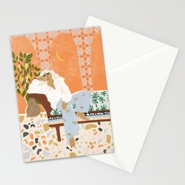 There is always Sunshine after Rain Stationery Cards