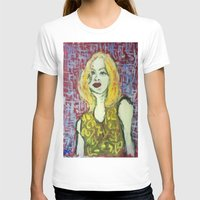 emma stone T-shirts featuring EMMA by JANUARY FROST