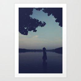 Search. Art Print