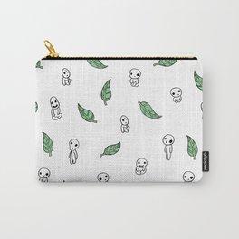 Kodama Pattern Carry-All Pouch