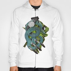 Quantime | Collage Hoody