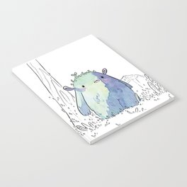 Little monster Notebook