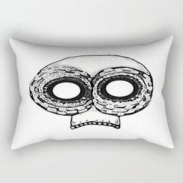 Ghoul Skull Rectangular Pillow