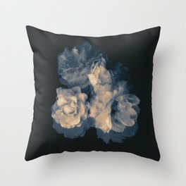 Bleeding Roses. Throw Pillow